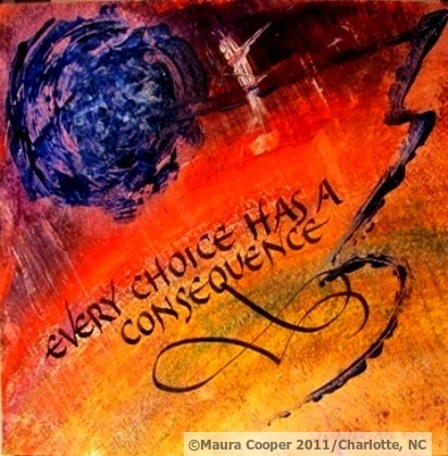 Every Choice Has A Consequence -wm
